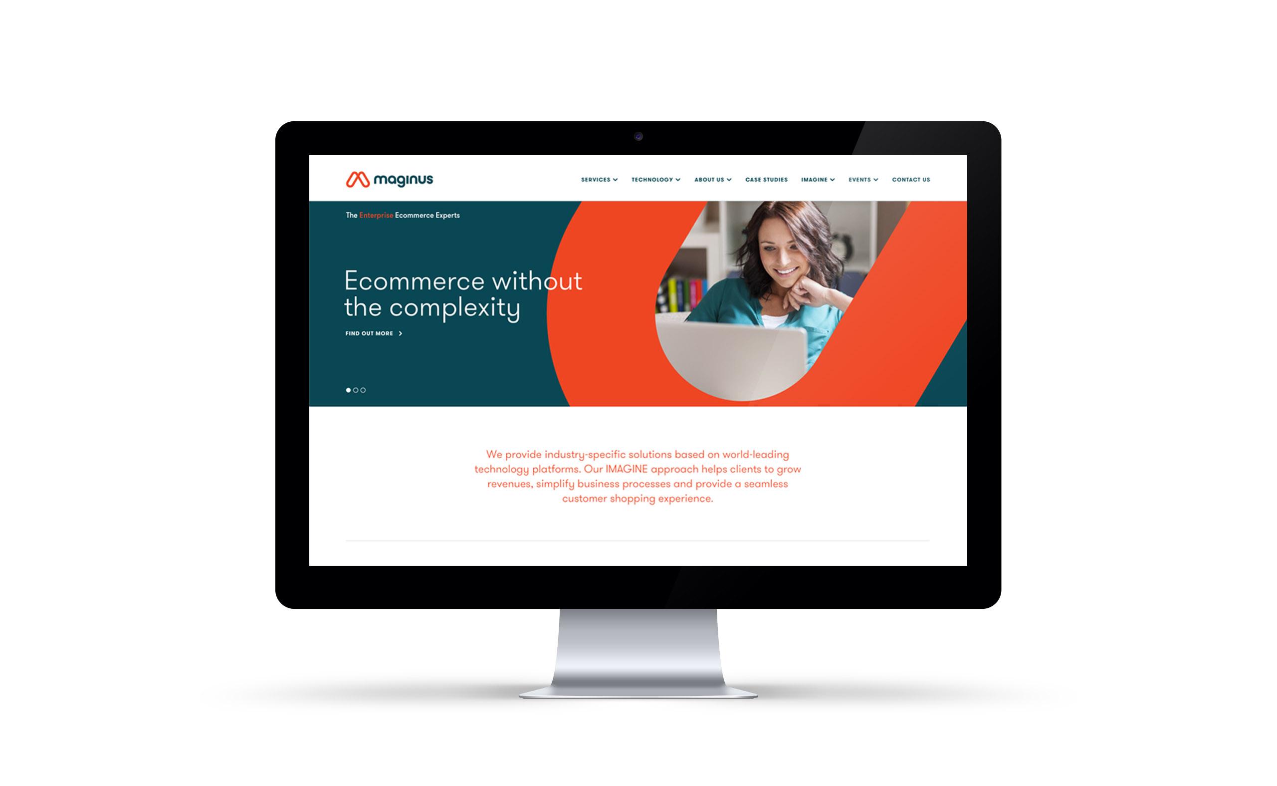 maginus-website-homepage