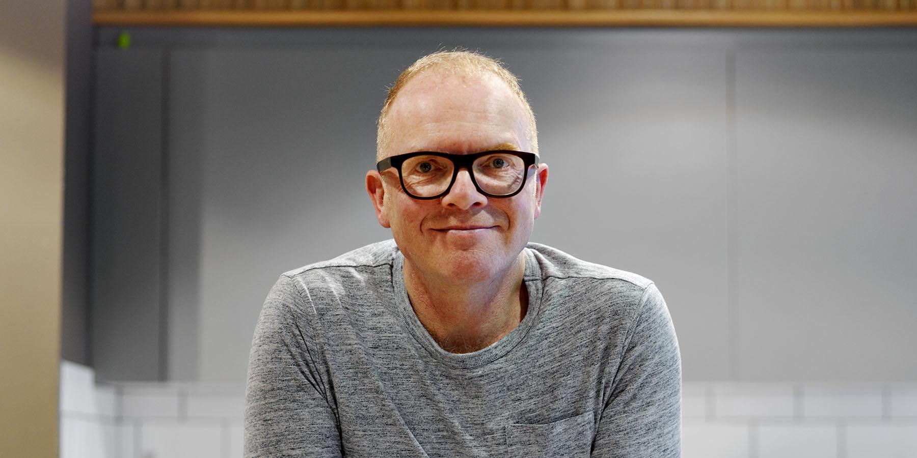 Leeds based Freelance Designer Neil Holroyd