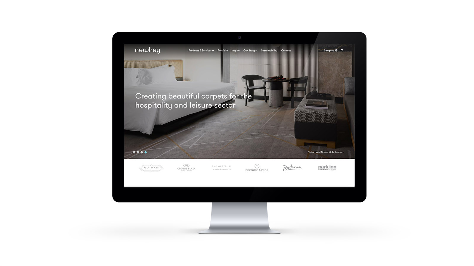 newhey-home-page