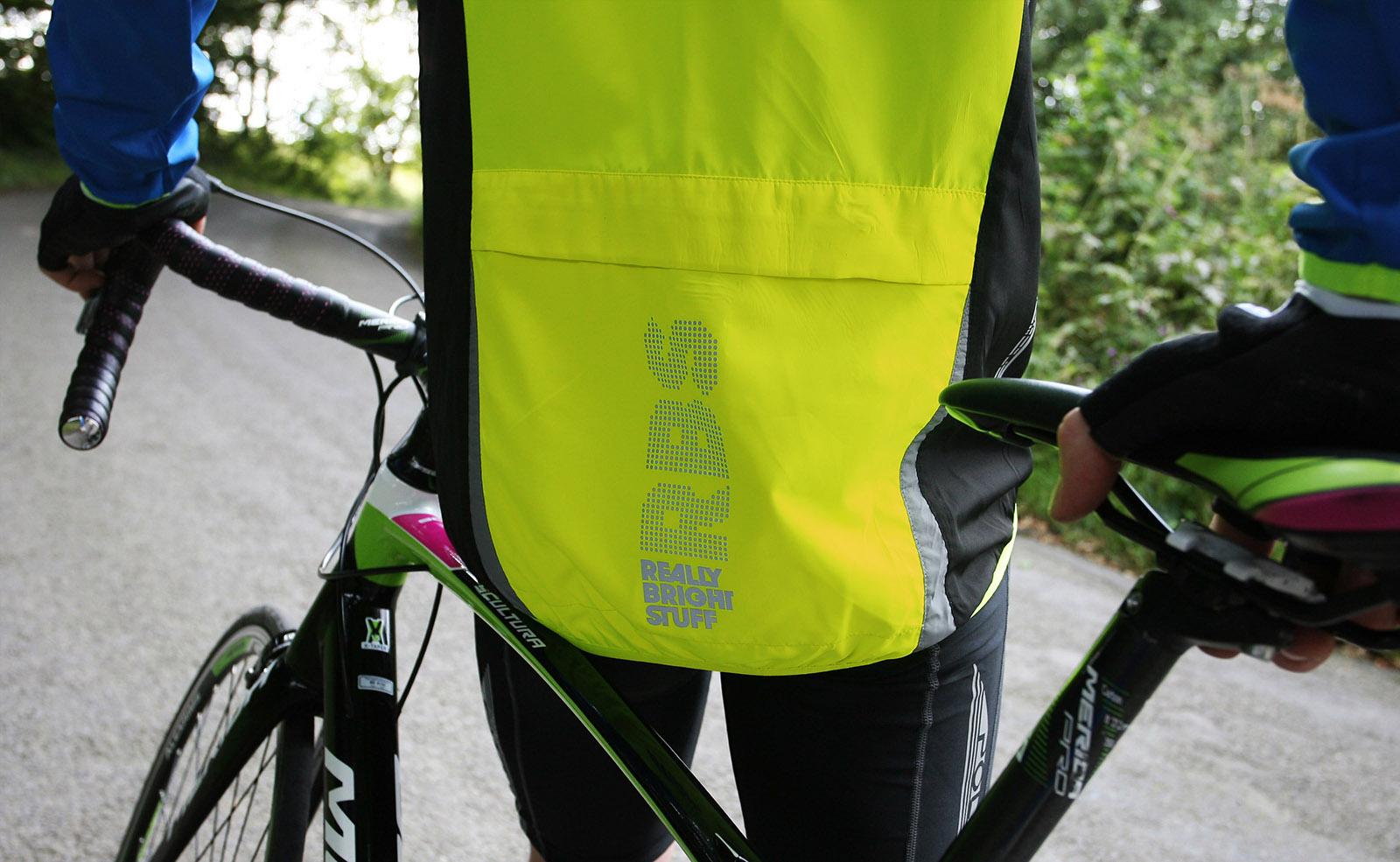 polaris bikewear rbs branding design by Leeds based Freelance Designer Neil Holroyd